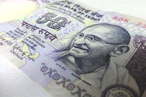 インド紙幣