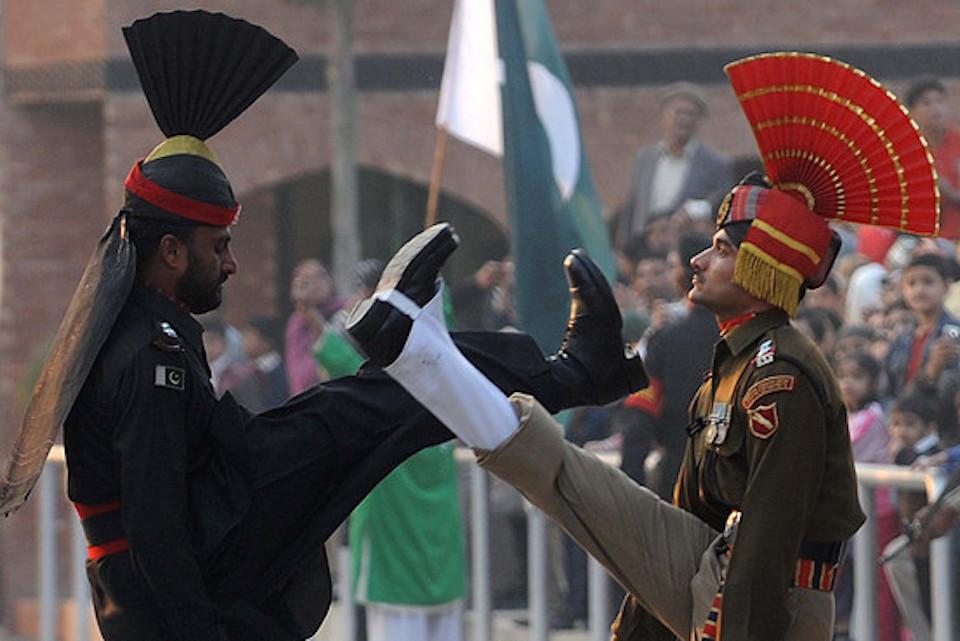 インド 式典の様子