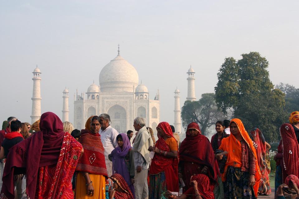 インドで働く