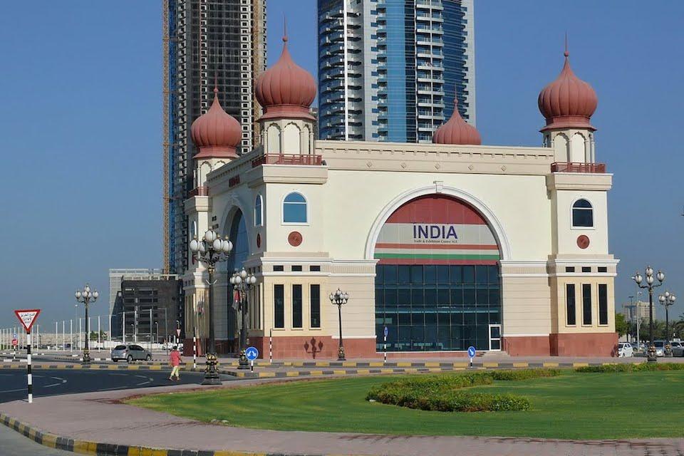 インド 建物